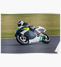 William Dunlop - Bishopscourt 2011 Poster