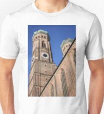Frauenkirche Munich Unisex T-Shirt