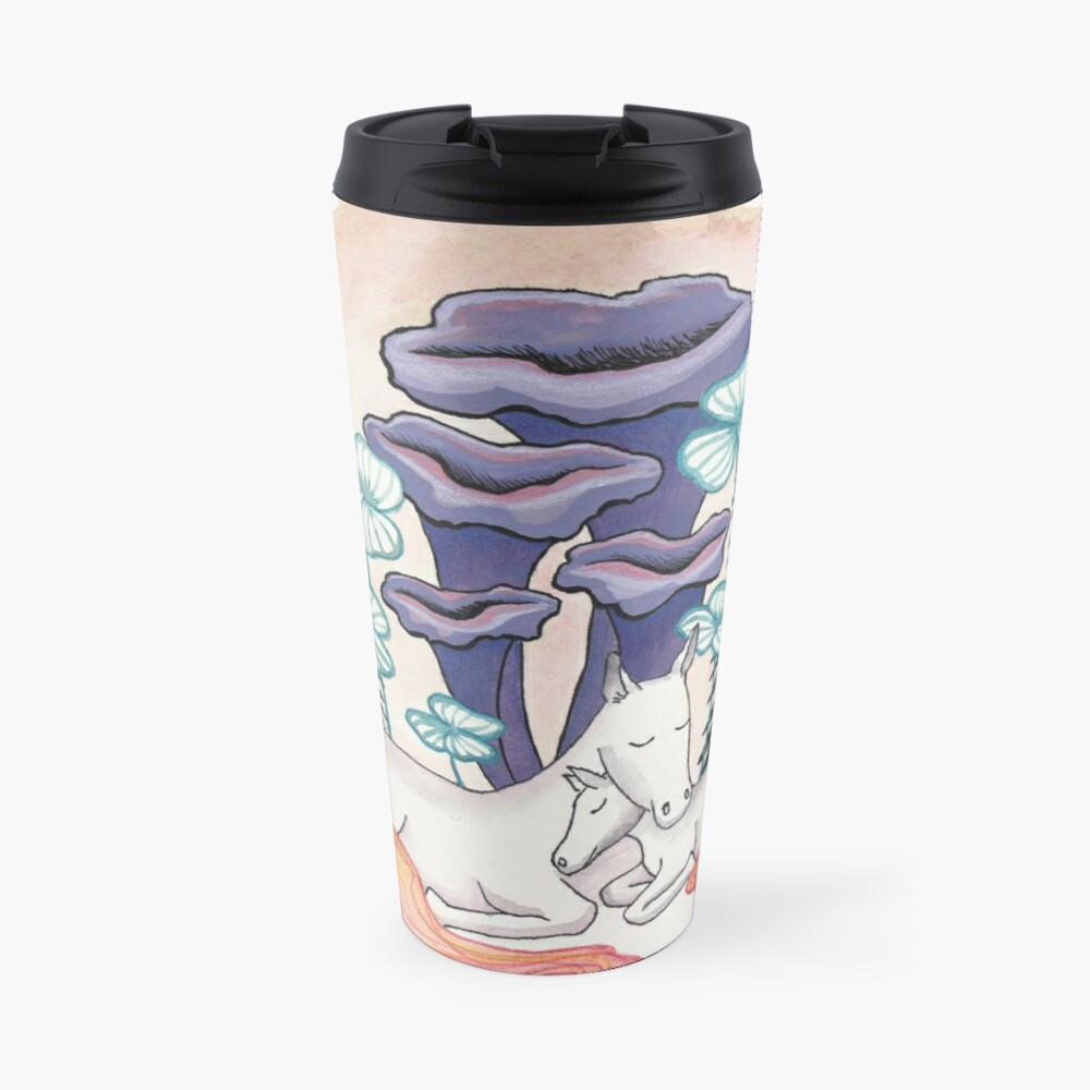 Mother and daughter Travel Mug