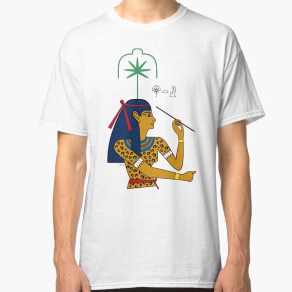 SESCHAT I Göttin Ägypten Schreiberin Classic T-Shirt