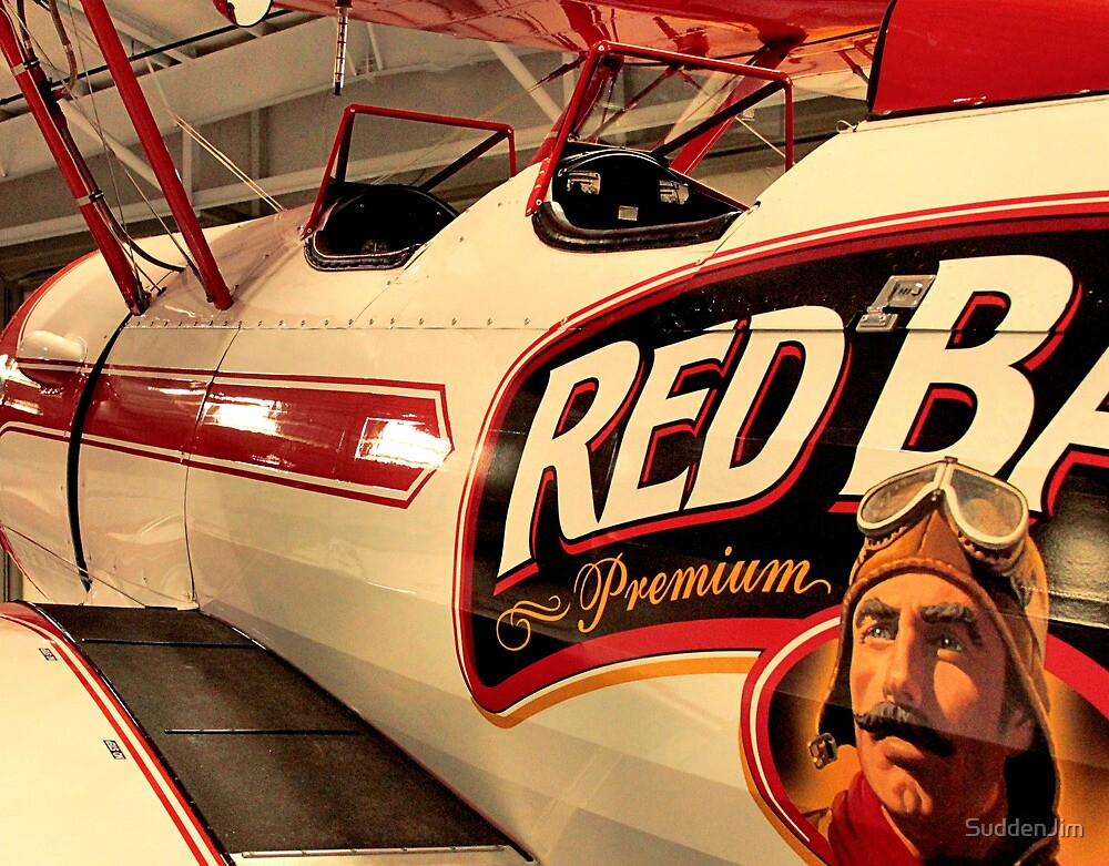 Red Baron by SuddenJim