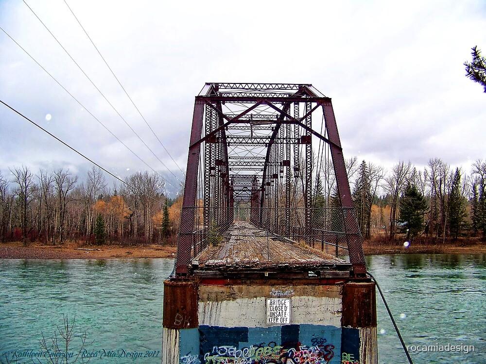 A Bridge Too Far by rocamiadesign