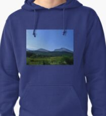 On The Way To Glenfinnan Pullover Hoodie
