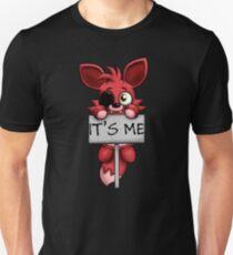 FNAF Plush Foxy Unisex T-Shirt