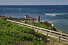 Lookout at Point Danger - Torquay by Darren Stones
