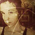 Her face was full of light by Morgan Koch