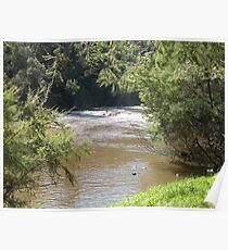 Warrandyte River Poster