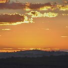 Before Sunrise - Bald Hill, Hill End NSW Australia by Bev Woodman