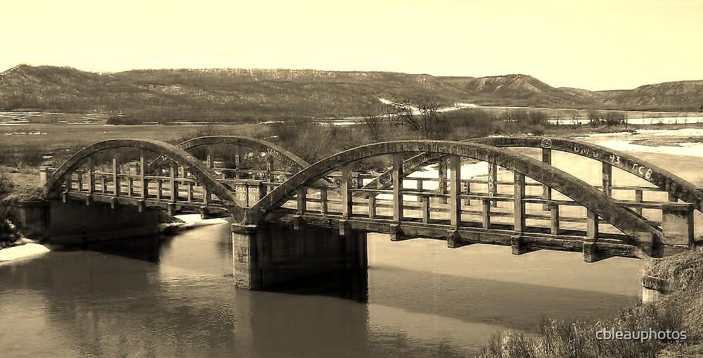 Bridge by cbleauphotos