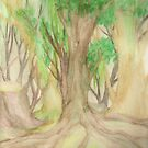 Desert Forest by Rebecca Tripp