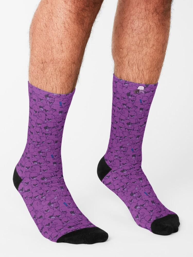 Alternate view of Zergling Full Socks