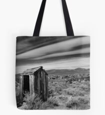 """""""Nowhere to Go"""" Bodie, Old Houses Tote Bag"""