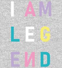 I am a legend Kids Pullover Hoodie