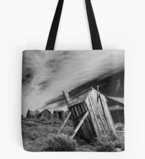 """""""Nowhere to Go"""" Bodie, perspective Tote Bag"""