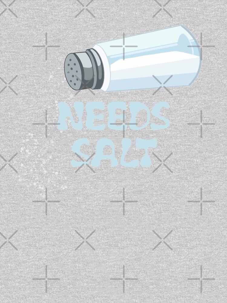Braucht Salz von borutawear