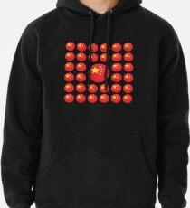 China Emoji JoyPixels Love Chinese Pullover Hoodie