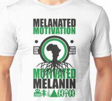 Motivated Melanin Unisex T-Shirt