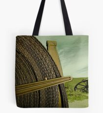 """""""Nowhere to Go"""" Bodie Series, in color Tote Bag"""