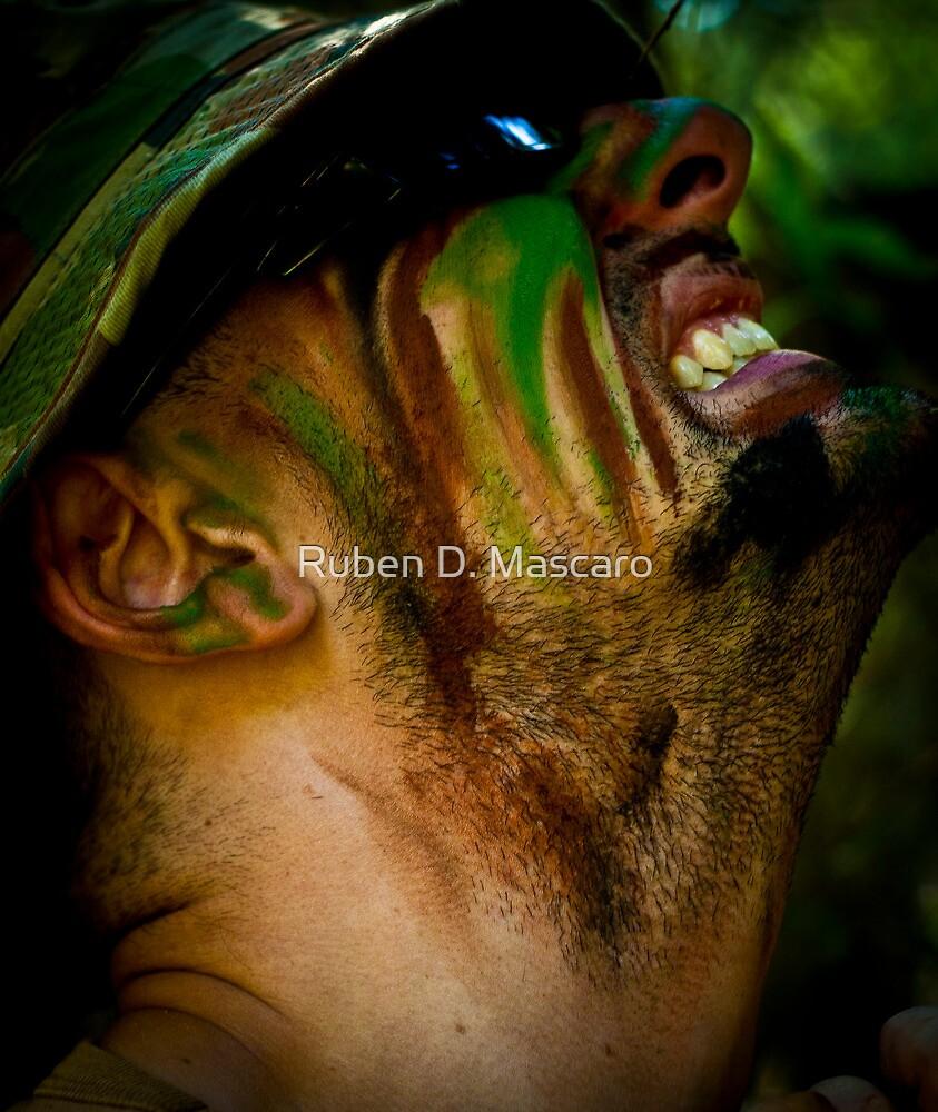 When the tigers broke free Part 2 by Ruben D. Mascaro