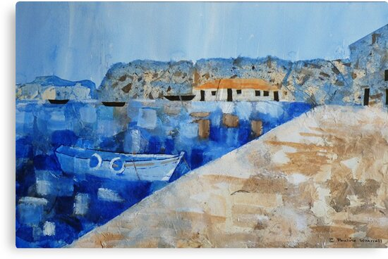 Memories of Crete by © Pauline Wherrell