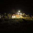 The Village of Svezen by Night by BSBenev