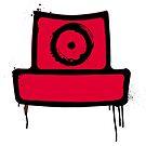 «spray can rojo» de manuvila