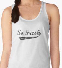 SoFresh Design - Old School Women's Tank Top