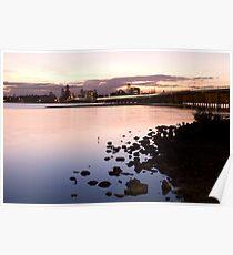 Forster Sunset Poster