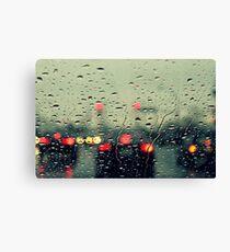 Still raining Canvas Print