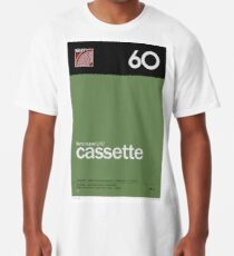 Compact Cassette C-60 Longshirt