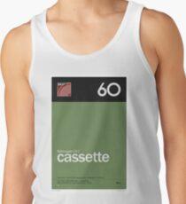 Compact Cassette C-60 Tank Top