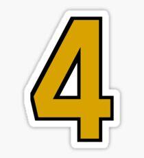 #4 Sticker