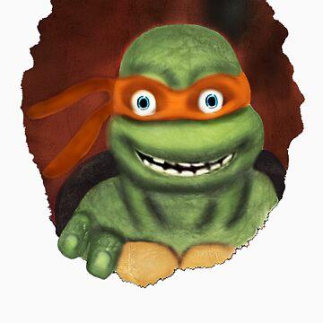 Turtle by itwirlchucks