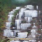 Sylvia Falls by Alan Harris
