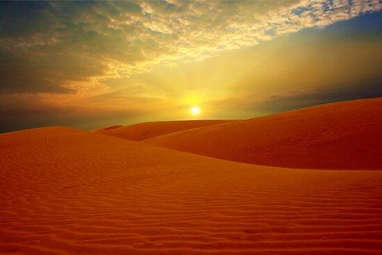 Desert by MotHaiBaPhoto Dmitry & Olga