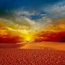 Desert sunset by MotHaiBaPhoto Dmitry & Olga