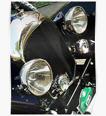 1921 Bentley 3 Litre Poster