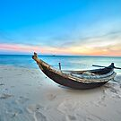 Fisherman boat by MotHaiBaPhoto Dmitry & Olga