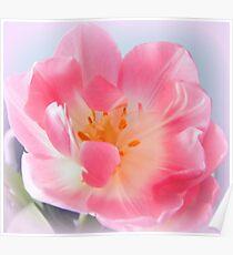 Mom's Easter Flower Poster