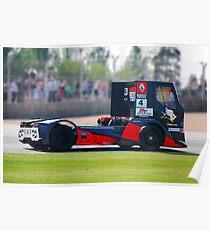 Renault Truck Racing Poster