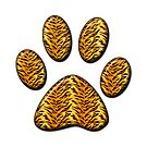 Tiger Paw by MarianaEwa