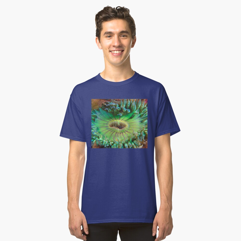Aggregating Anemone Classic T-Shirt