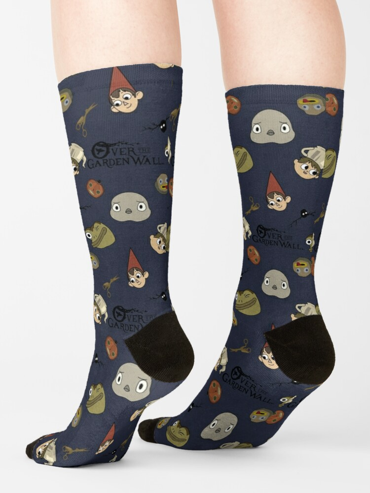 Alternate view of Over the Garden Wall - the remix Socks