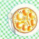 Apricot pie by RagAragno