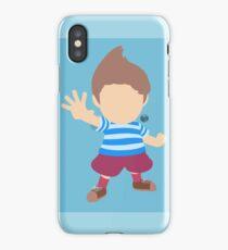 Lucas (Duster) - Super Smash Bros. iPhone Case/Skin