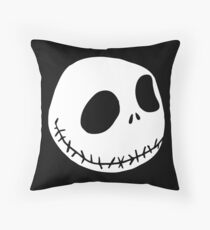 Nightmare Before Christmas  - Jack Skellington v2.0 Throw Pillow