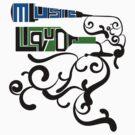music and liquor swirl by lerhone webb