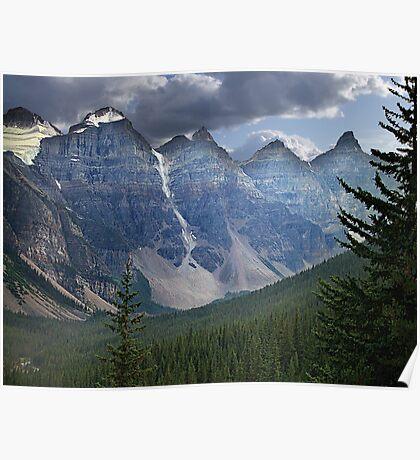 Valley of the Ten Peaks Poster