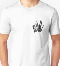 RVCA SKELETON Slim Fit T-Shirt
