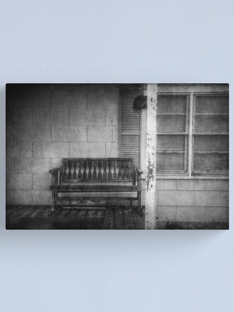 Alternate view of Tellis's House Canvas Print